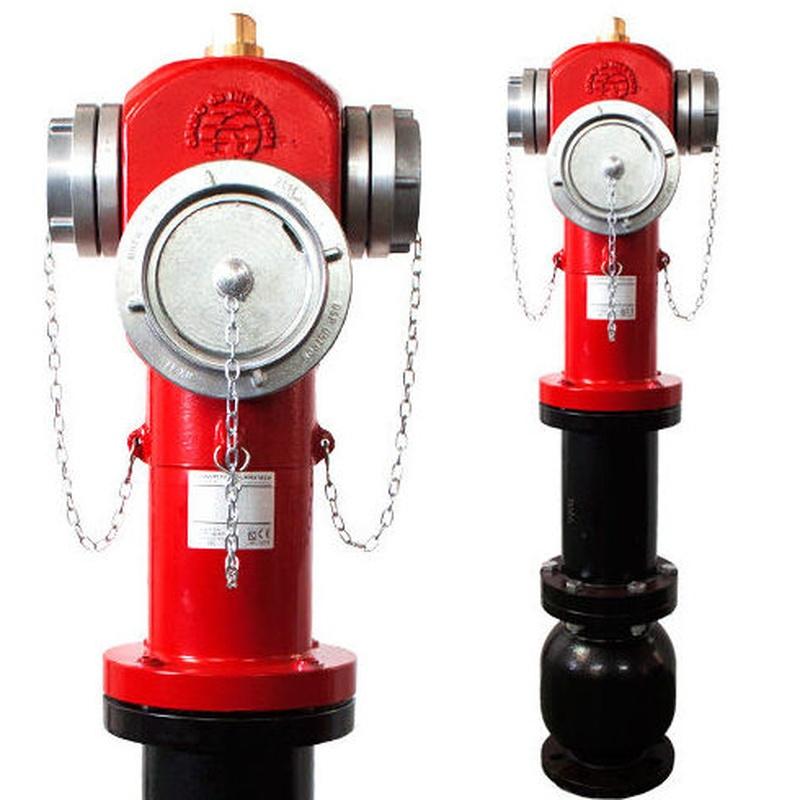 Hidrante: Servicios contra incendios de Sistemas contra incendios Madrid