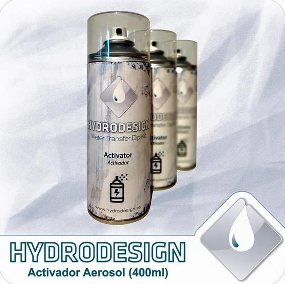 ACTIVADOR 400ML. HIDROIMPRESIÓN WATER TRANSFER PRINTING