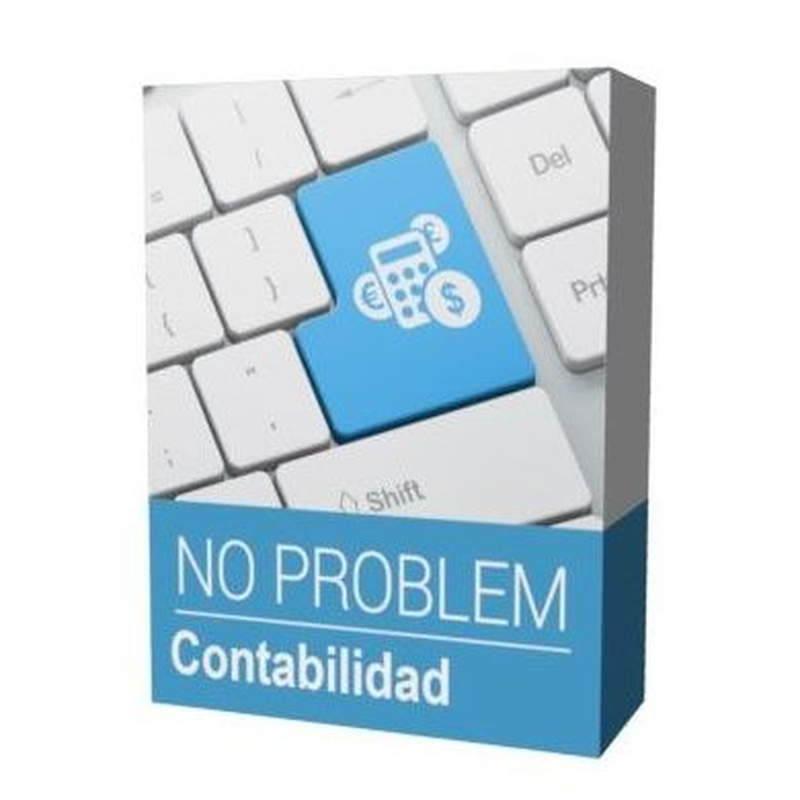 NO PROBLEM SOFTWARE MODULO CONTABILIDAD (B): Productos y Servicios de Stylepc