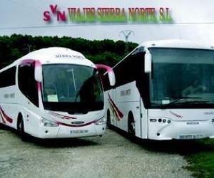 alquiler de autobuses san sebastian de los reyes