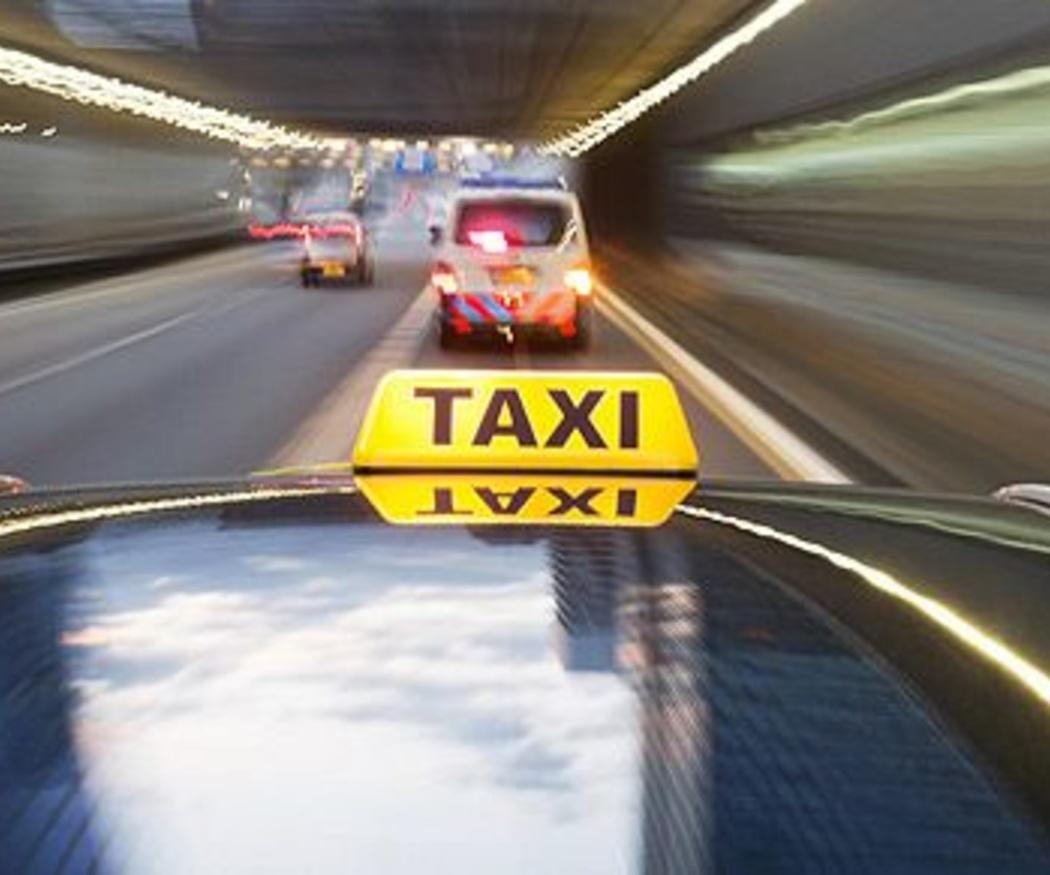 La licencia de taxi