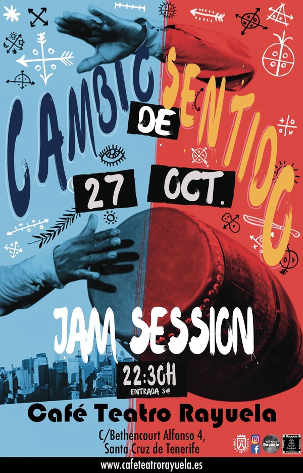 CAMBIO DE SENTIDO (Concierto + Jam Session)