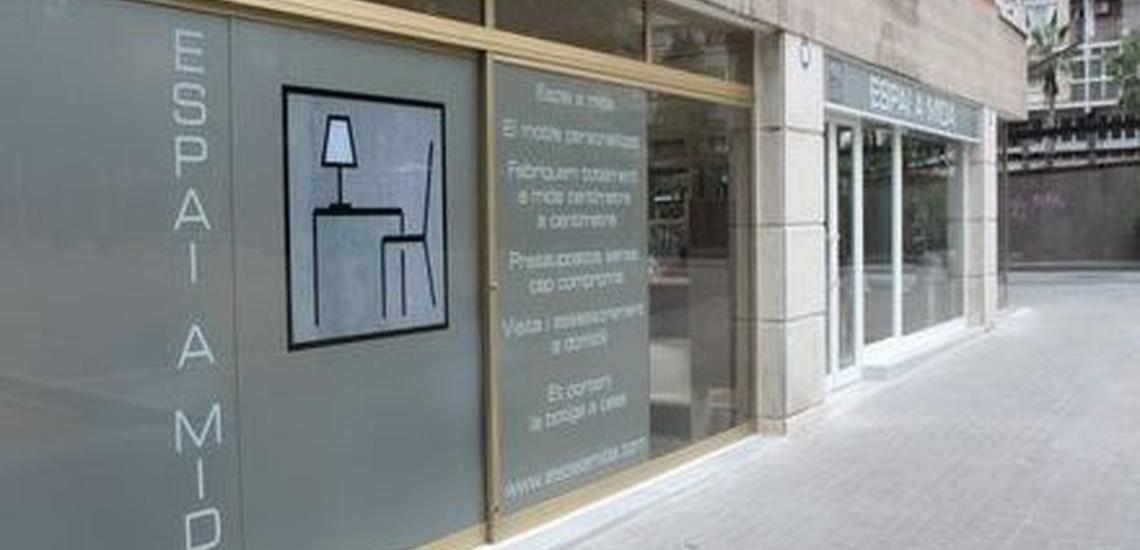 Tienda especializada en muebles a medida en Barcelona
