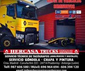 Taller mecánico en Astorga | Talleres Hercasa