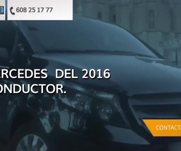 Alquiler de coches con conductor en Madrid centro | Roldán