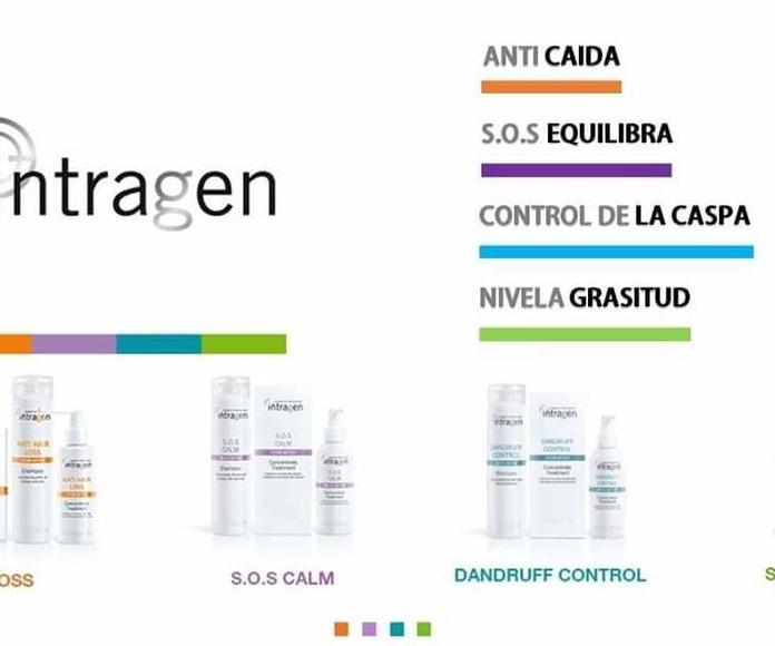 Tratamientos y Terapias: Productos y servicios de Antonio Peluquero
