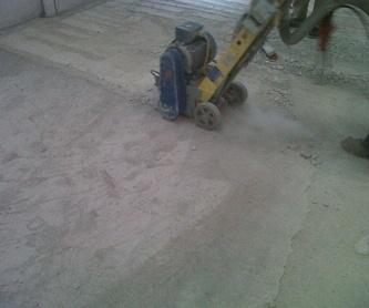 Resina Epoxi: Nuestros servicios de Pulimentos Molina SL
