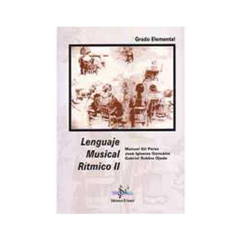 Lenguaje Musical Rítmico 2 Autores Gil / Iglesias / Robles: Productos y servicios de PENTAGRAMA
