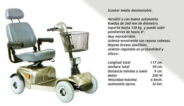 Scooter económico Aruba