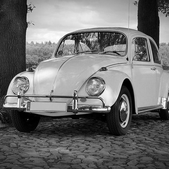 Breve historia del automóvil
