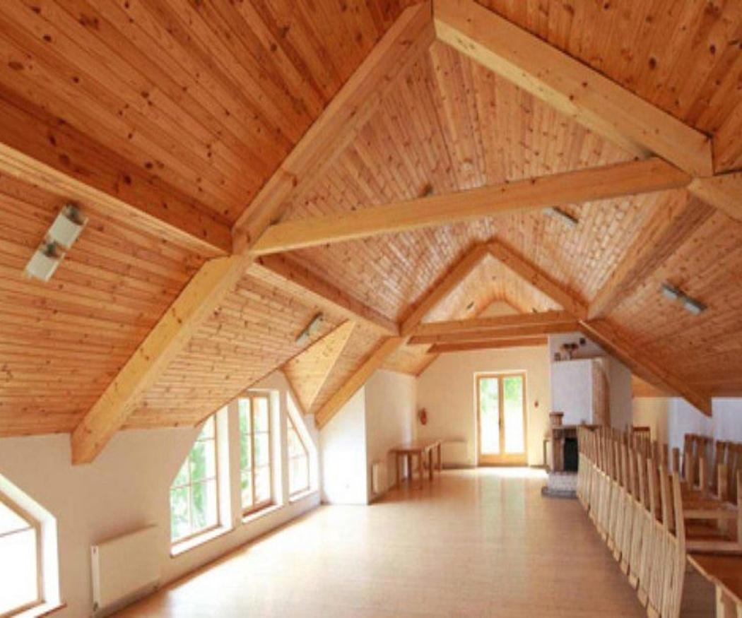 Ventajas de las vigas de imitación madera