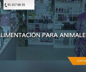 Pienso para perros en Arganzuela Madrid