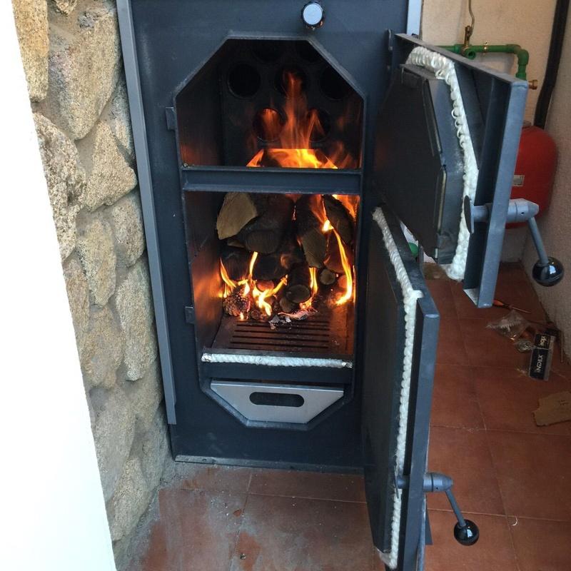 Instalación de calefacción: Servicios de Calefacción y Mantenimiento Moisés Domínguez