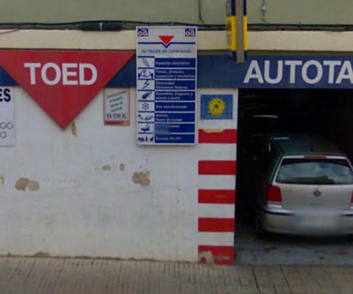 Taller mecanico en Palma de Mallorca