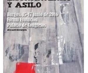 Asistimos al Congreso sobre derecho de extranjería, Burgos 2016