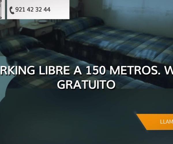 Hostales en Segovia | Hostal Hospedaje El Gato