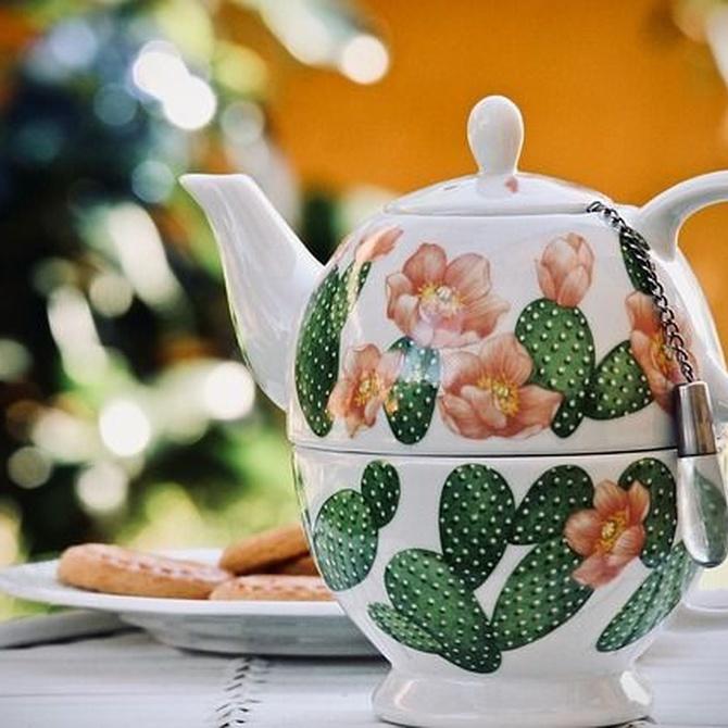 Origen y curiosidades sobre las pastas de té