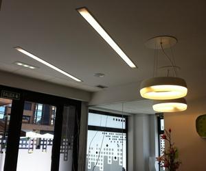 Iluminacion con fluorescencia