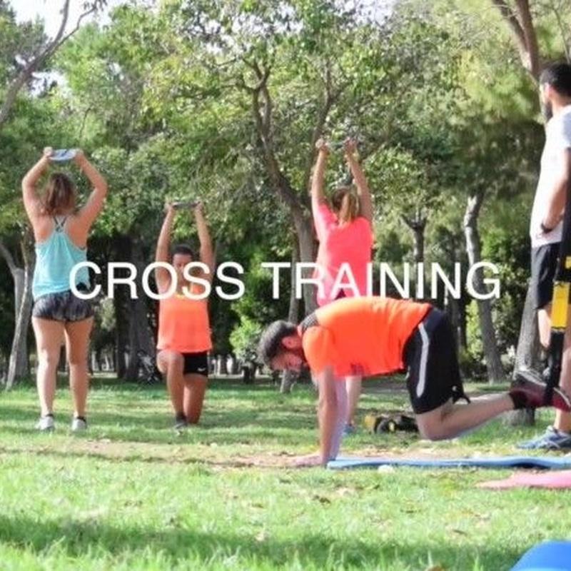 Cross training: Servicios de Entreno en el Río