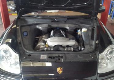 Porsche Cayenne v8 Turbo 500cv
