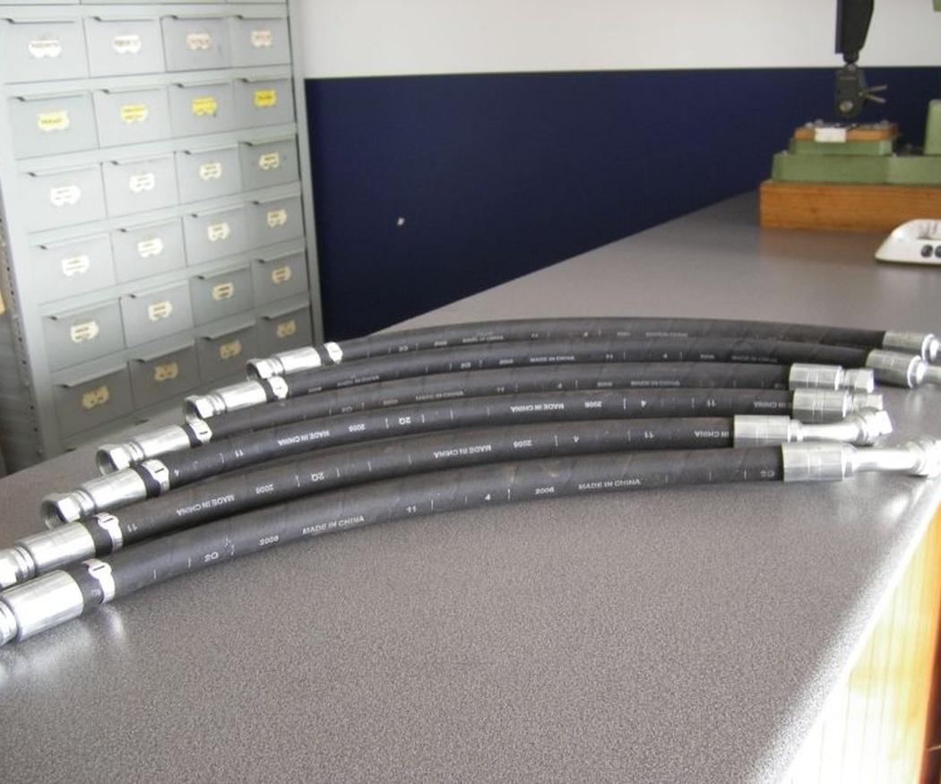 Ventajas de los latiguillos hidráulicos de alta presión