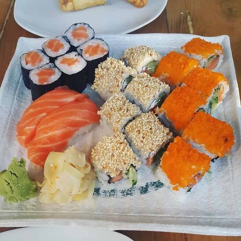 Menú para 6 personas: Carta y Menús de Restaurante Tsuruma