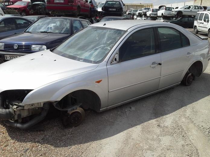 Ford Mondeo 2003 en Chatarras Clemente de Albacete