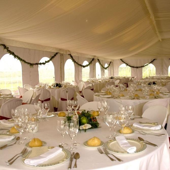 Los distintos tipos de sillas para tu boda