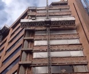 Proyectos Rehabilitación de fachadas