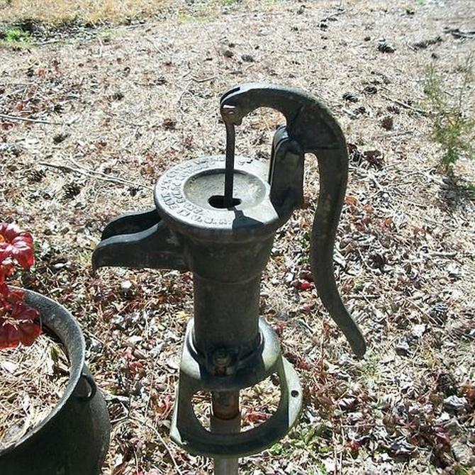 Tipos de pozos de agua potable