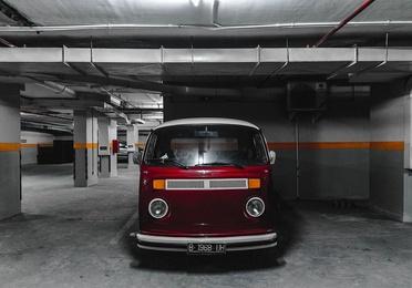 Alquiler plazas de garaje furgonetas