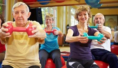 Gimnasia para mayores: mantén tu cuerpo siempre joven