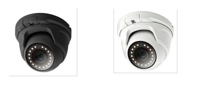 Domo fijo, iluminación IR de 20 metros: Productos y Servicios de CCTV BURGOS
