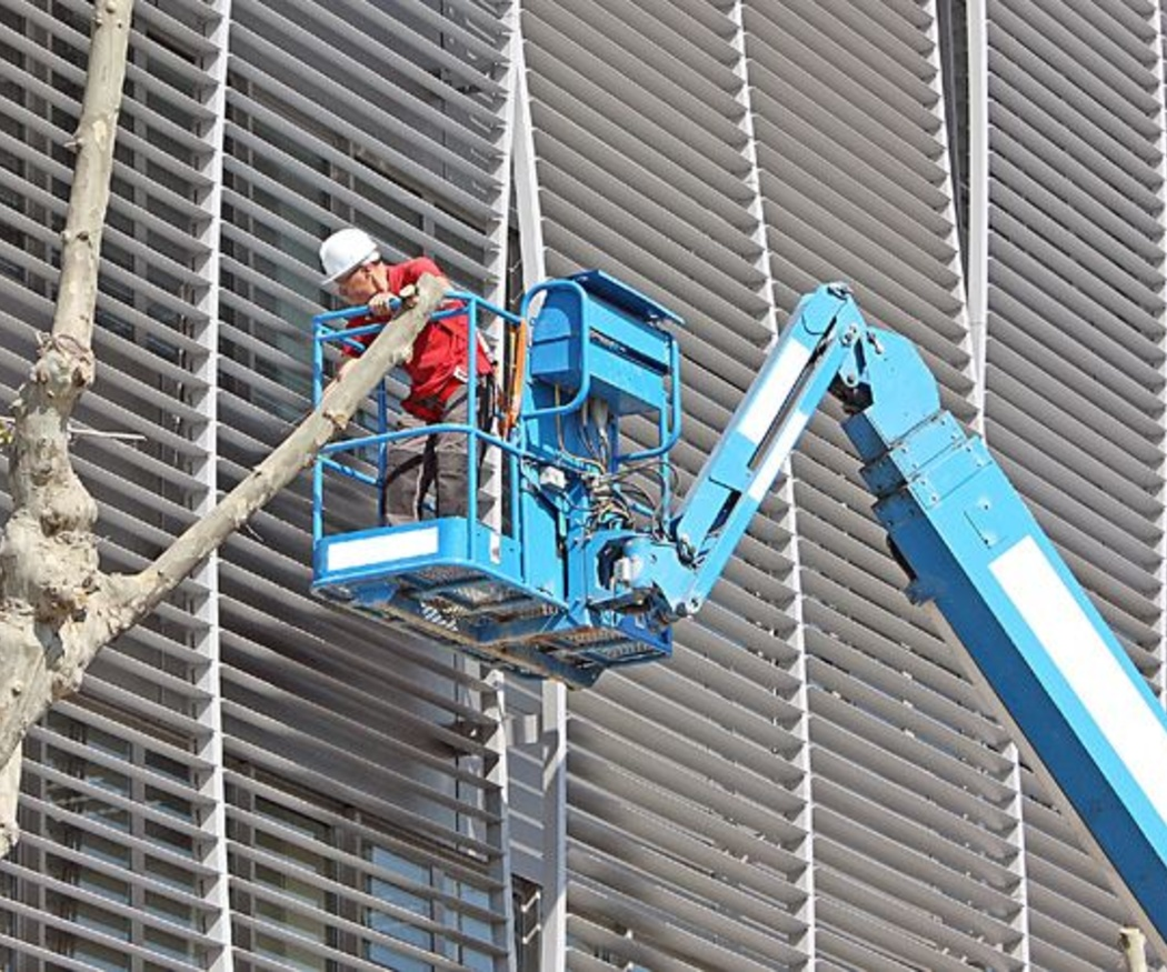 Algunas ventajas de los trabajos verticales