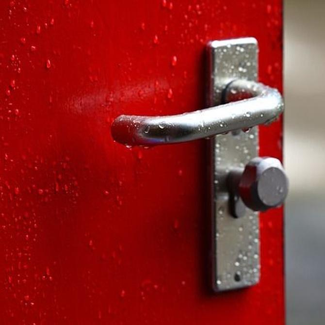 ¿Por qué elegir puertas de aluminio?