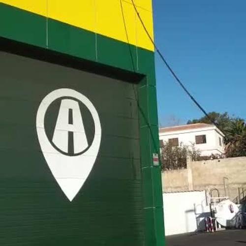 Limpieza de fachadas en Tenerife