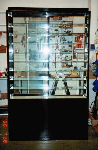 Muebles expositores: Catálogo de Aluminios Aludecor Marbella