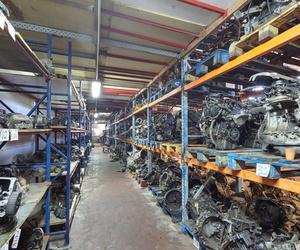 Piezas de desguace revisadas y garantizadas en Alicante