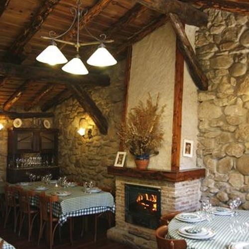 Restaurante asador Sierra de Madrid