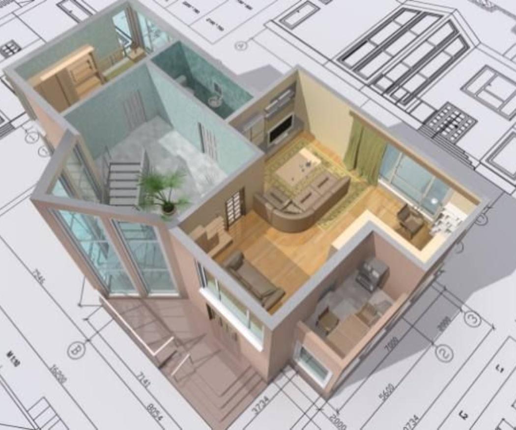 Ventajas de los proyectos en 3D para reformas