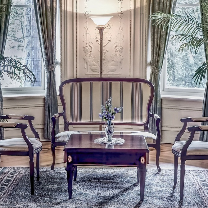 Muebles 'vintage' y antiguos para tu vivienda