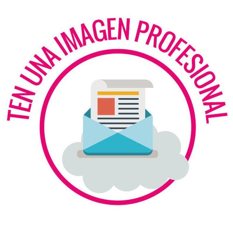 Email empresarial: Productos de QDQ media