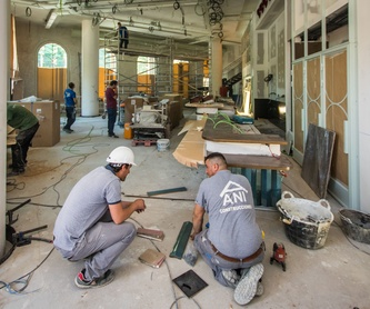 Local de restauracion: SERVICIOS de Ani Construcciones