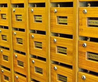 Grabación de placas: Servicios de Serralleria, C.P.G.