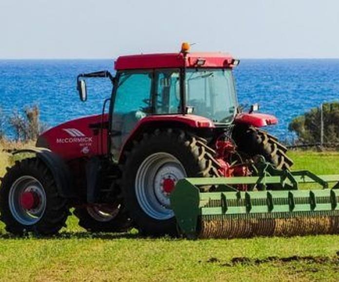 Agricultura: Servicios de SUMYREP