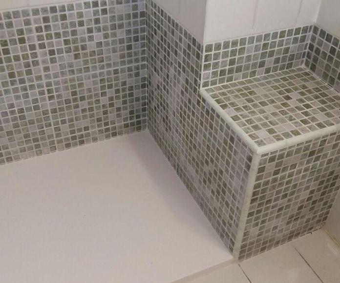 Cambio de bañera por plato de ducha Móstoles