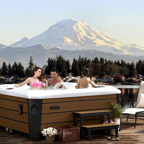 Instalación de bañeras de hidromasaje: Platinum Spas