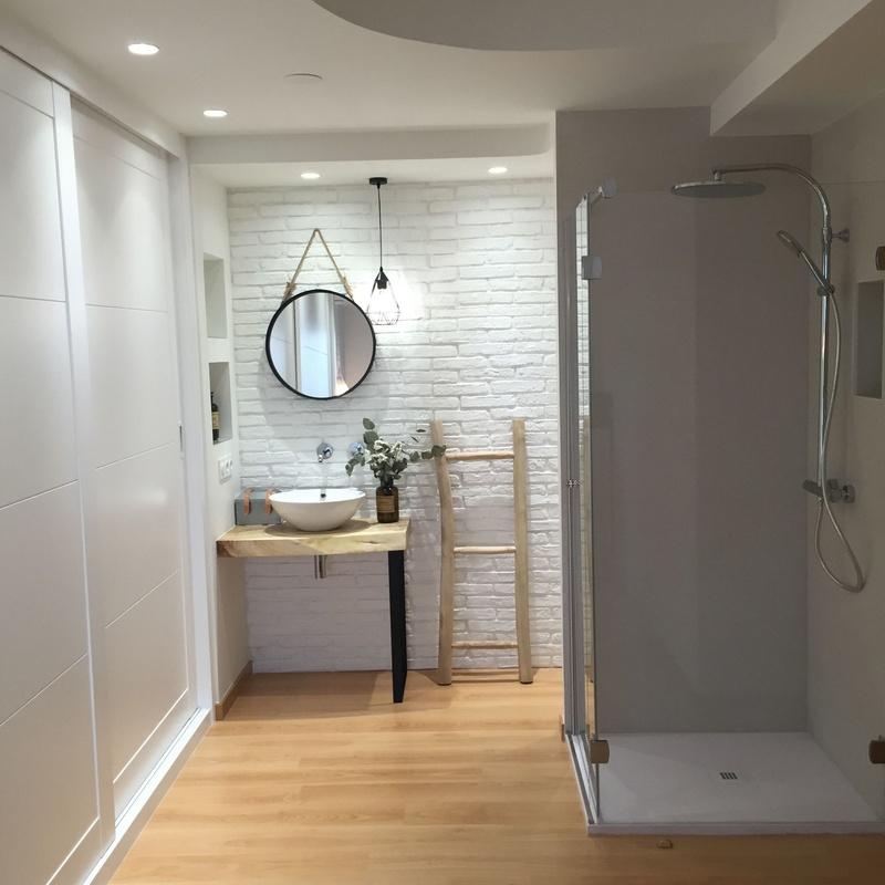 Incorporar baño en habitacion