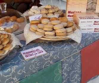 Pasteles y tartas: Nuestros productos de Bollería y pastelería Mariano Hernández