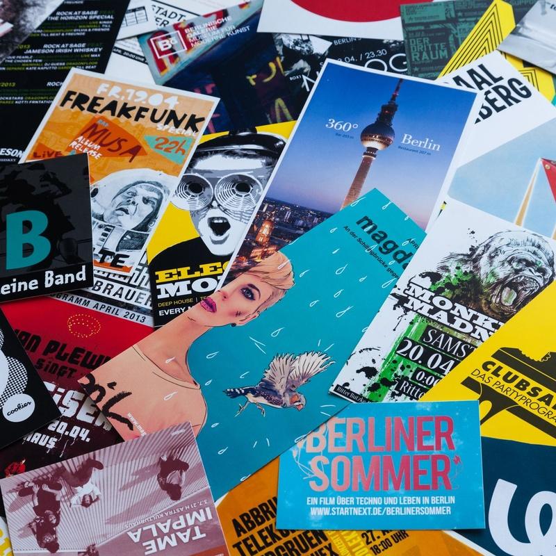 Impresión de flyers: Servicios de Copy New Imprenta digital